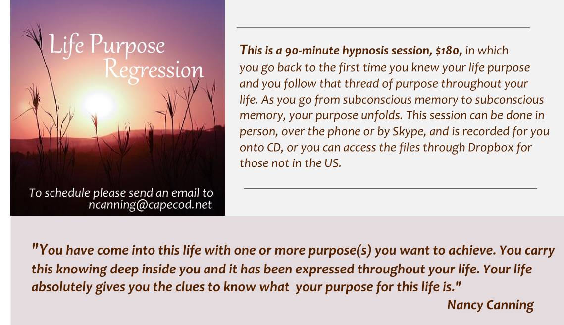 Life Purpose Regression1